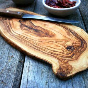 Разделочные доски из дерева на заказ